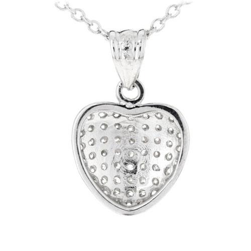pendentif femme argent zirconium 8300207 pic3
