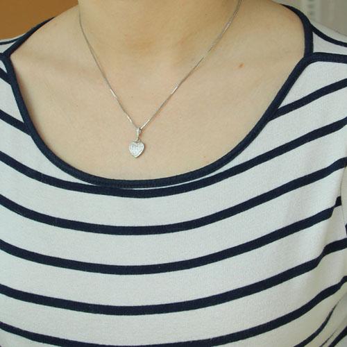 pendentif femme argent zirconium 8300209 pic4