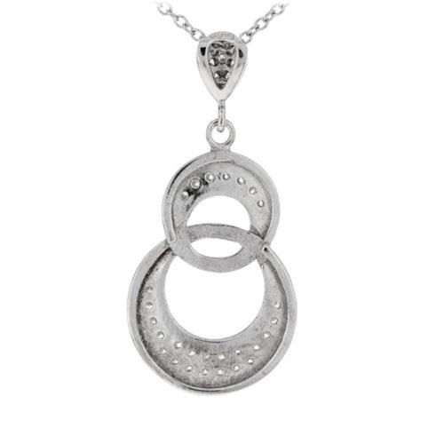 pendentif femme argent zirconium 8300212 pic3