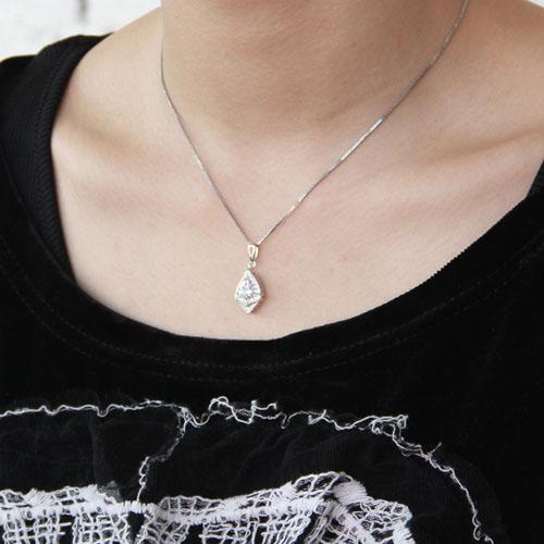 pendentif femme argent zirconium 8300384 pic5