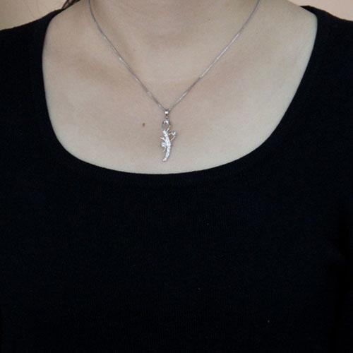 pendentif femme argent zirconium 8300505 pic4