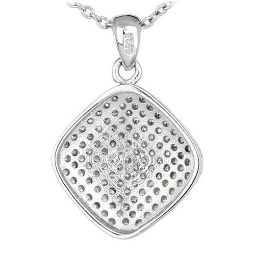 pendentif femme argent zirconium 8300551 pic3