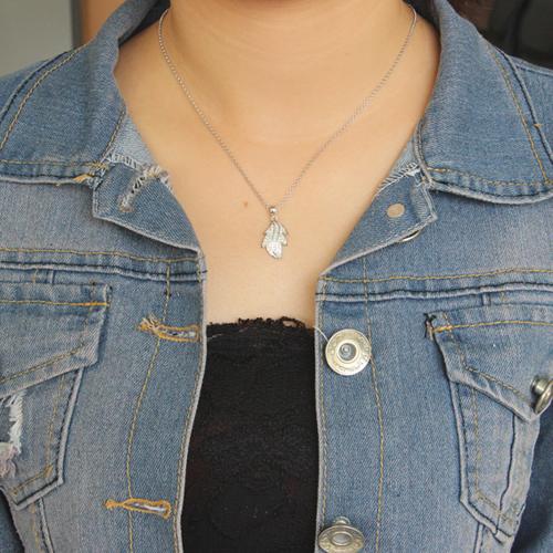 pendentif femme argent zirconium 8300662 pic4