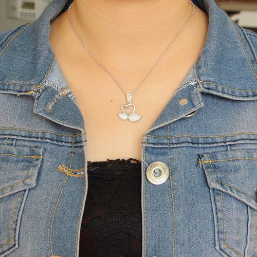 pendentif femme argent zirconium 8300677 pic4