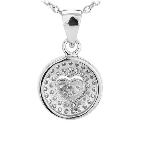 pendentif femme argent zirconium 8300700 pic3