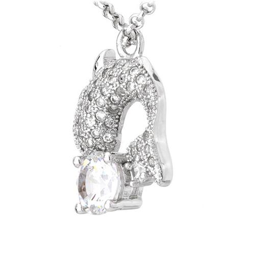 pendentif femme argent zirconium 8300803 pic2