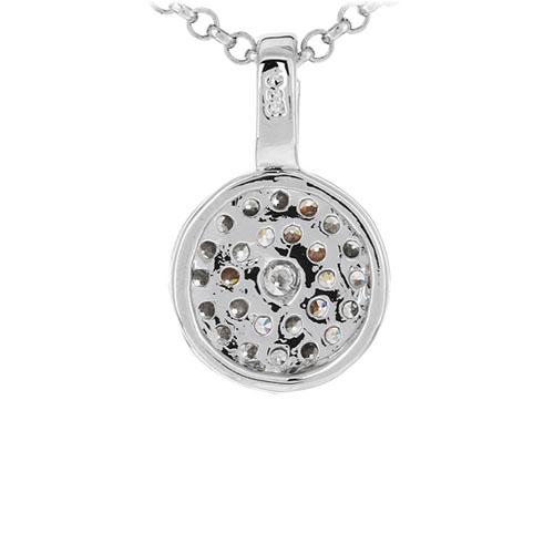 pendentif femme argent zirconium 8300911 pic3