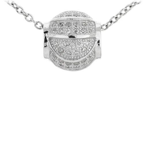 pendentif femme argent zirconium 8300953 pic3