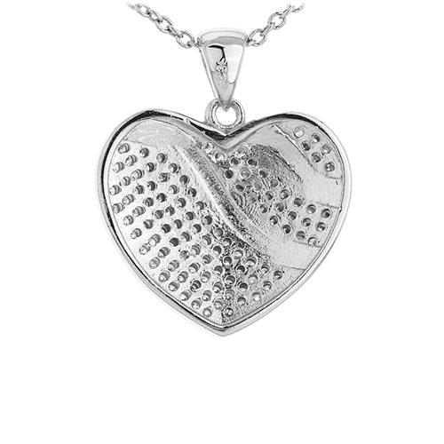 pendentif femme argent zirconium 8300954 pic3
