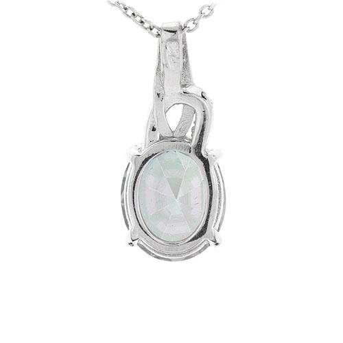 pendentif femme argent zirconium 8301010 pic3