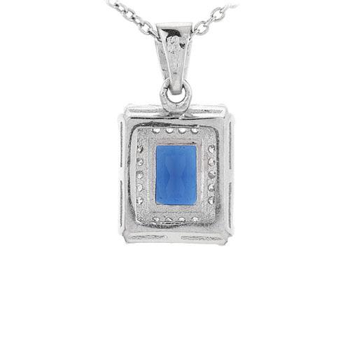 pendentif femme argent zirconium 8301014 pic3