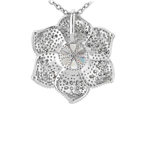 pendentif femme argent zirconium 8301016 pic3