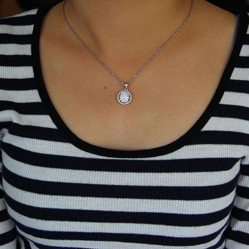 pendentif femme argent zirconium 8301023 pic4
