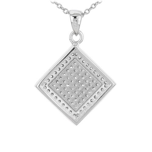 pendentif femme argent zirconium 8301052 pic3
