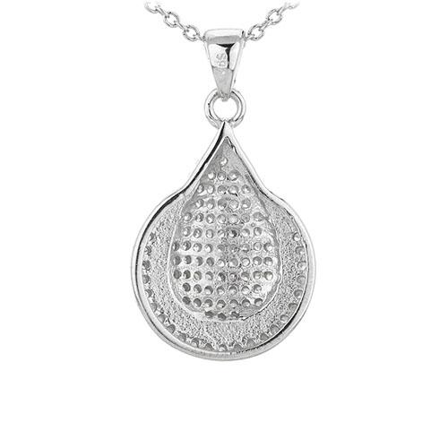 pendentif femme argent zirconium 8301070 pic3
