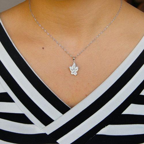pendentif femme argent zirconium 8301082 pic4