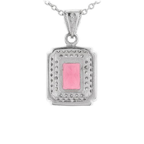 pendentif femme argent zirconium 8301124 pic3