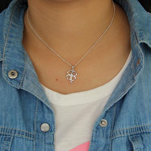 pendentif femme argent zirconium 8301128 pic4