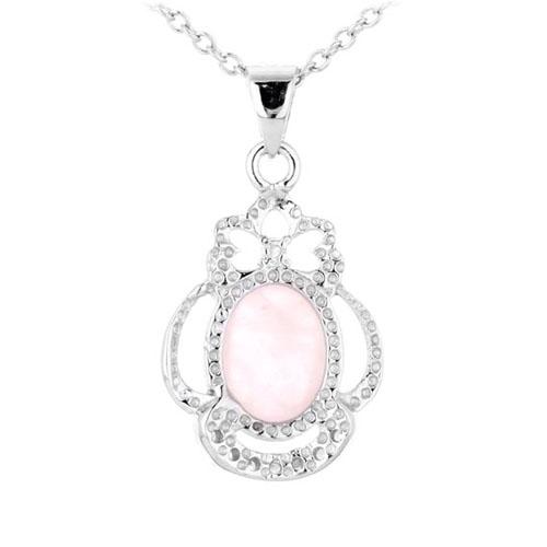 pendentif femme argent zirconium cristal 8300300 pic3