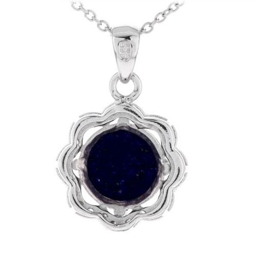 pendentif femme argent zirconium diamant 8300373 pic3
