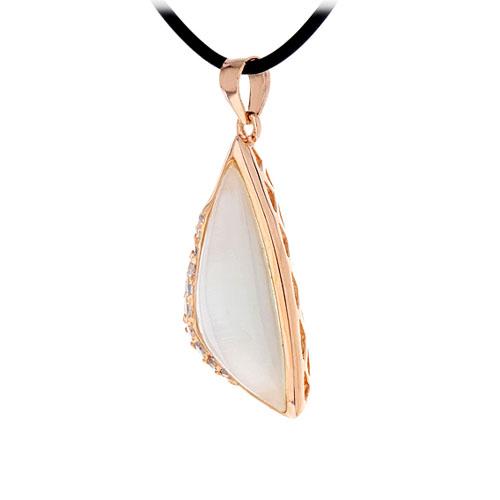 pendentif femme argent zirconium diamant 8300402 pic2