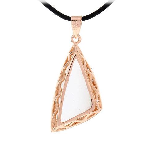 pendentif femme argent zirconium diamant 8300402 pic3