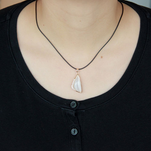 pendentif femme argent zirconium diamant 8300402 pic4
