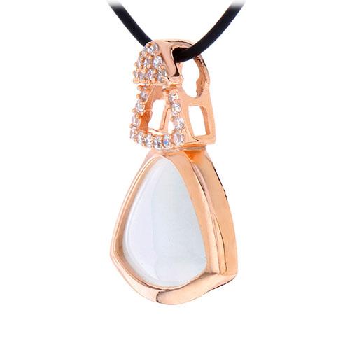 pendentif femme argent zirconium diamant 8300404 pic2