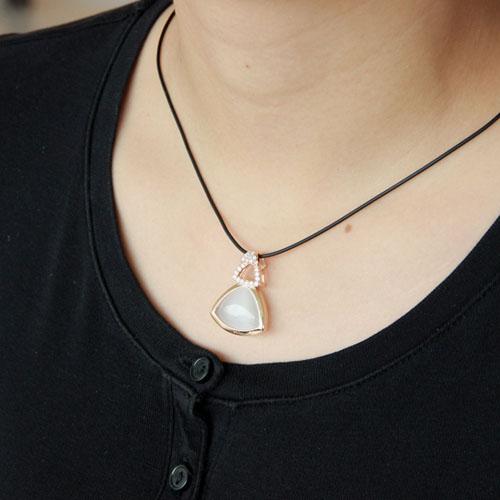 pendentif femme argent zirconium diamant 8300404 pic5
