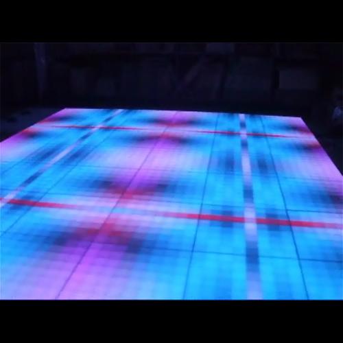 piste de danse led FLOOR1152