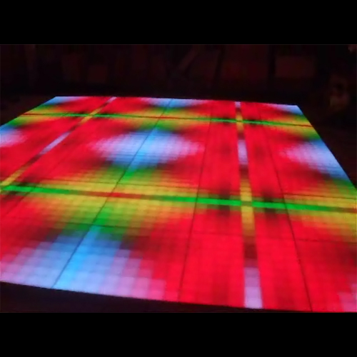 piste de danse led FLOOR2431