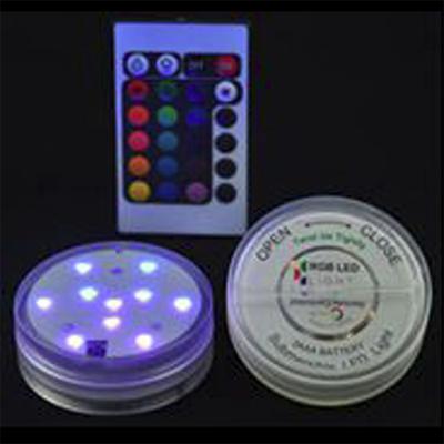 plateau led RGB 7cm LEDTR39 pic2