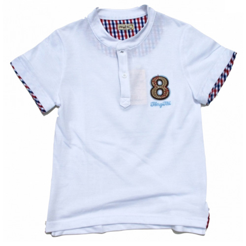 polo col rond garcons TT0061 pic2
