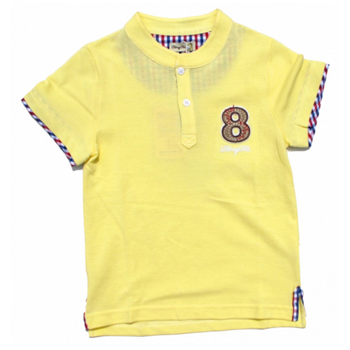 polo col rond garcons TT0061 pic3