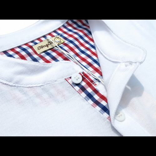 polo col rond garcons TT0061 pic4