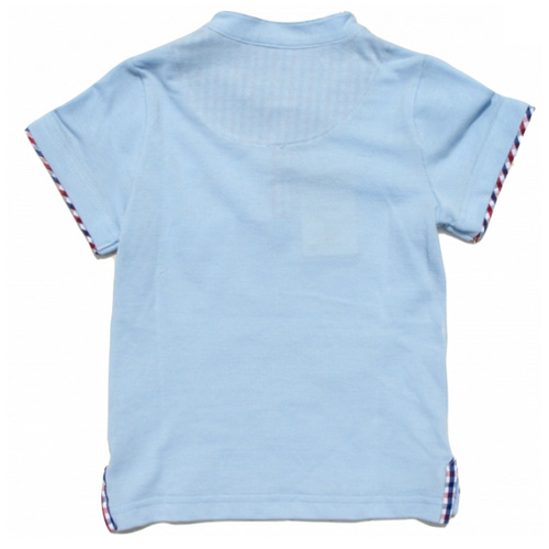 polo col rond garcons TT0061 pic5