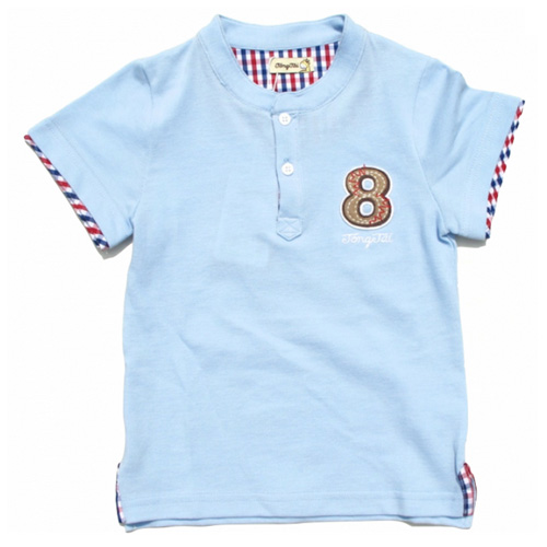 polo col rond garcons TT0061
