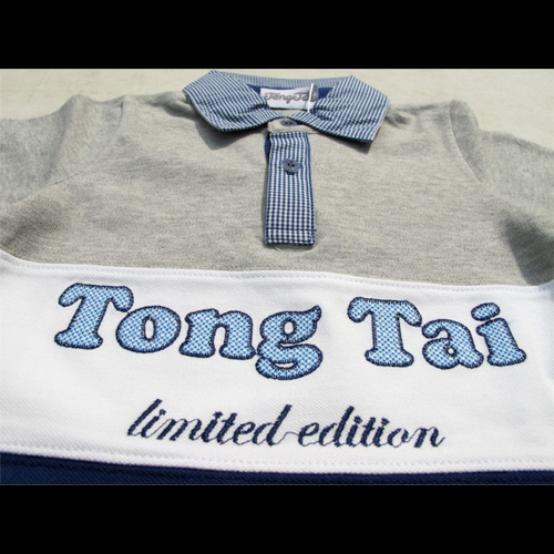 polo manches longues garcons TT4210 pic4