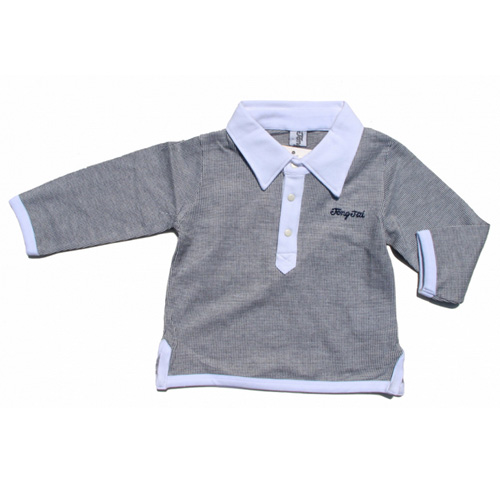 polo manches longues garcons TTPR2232