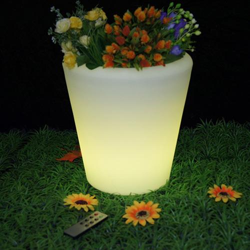 pot fleurs lumineux HSFP27