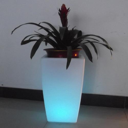 pot fleurs lumineux HSFP30