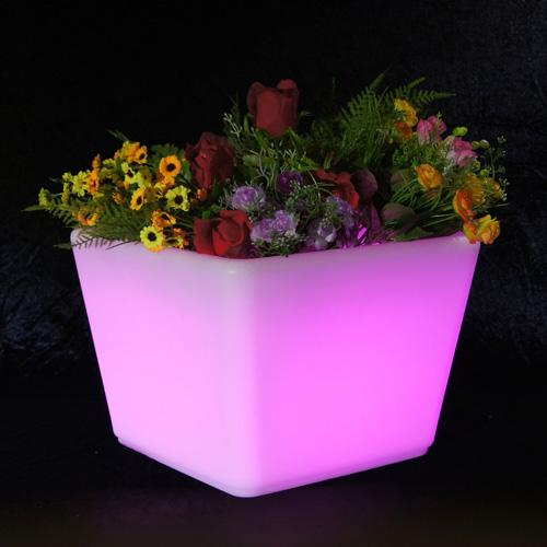 pot fleurs lumineux HSFP35A