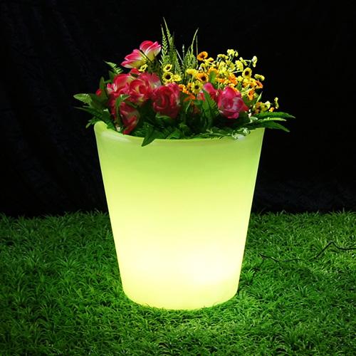 pot fleurs lumineux HSFP38