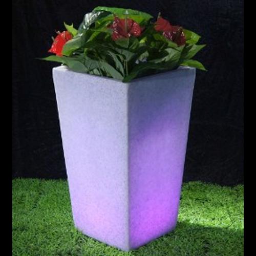 pot fleurs lumineux HSFP40