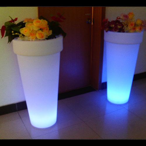 pot fleurs lumineux HSFP47 pic4