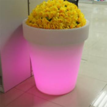 pot fleurs lumineux HSFP60