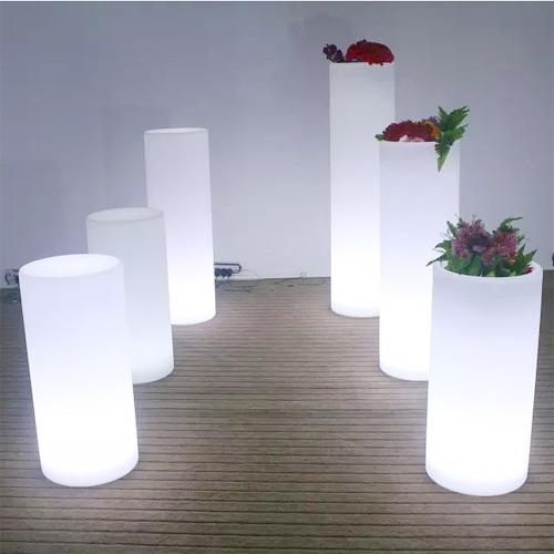 pot fleurs lumineux HSFP822 pic2