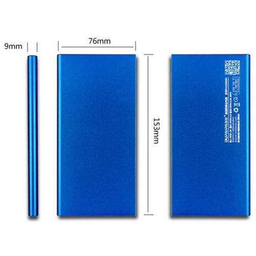 power bank 8000 mah PWBKEXP8 pic2