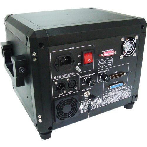 Projecteur laser rgb 1 2w ilda et dmx sur grossiste chinois import for Laser projecteur