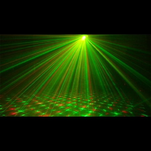projecteur laser rouge et vert animation toiles dmx sur. Black Bedroom Furniture Sets. Home Design Ideas